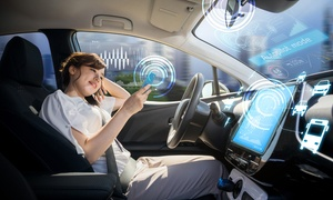 Dees Fahrschule GmbH: 40 Minuten Fahrt in einem selbstfahrenden Tesla Model S bei der Dees Fahrschule (bis zu 56% sparen*)
