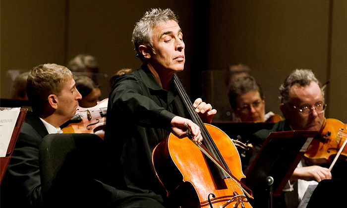 """Modesto Symphony Orchestra - Gallo Center for the Arts: Modesto Symphony Orchestra's """"Brahms & Tchaikovsky,"""" February 14 or 15 (Up to 55% Off)"""