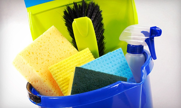 YOCO Maids & Cleaning - New York City: Two or Four Cleanings for a House or an Apartment or Condo from YOCO Maids & Cleaning (Up to 70% Off)