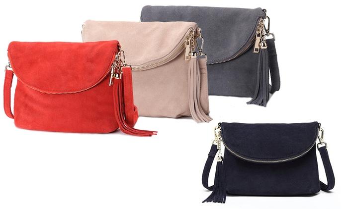 Feminine Tasche in der Farbe nach Wahl (79% sparen*)