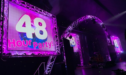 Pontins: 2Night SelfCatering Stay for Up to Six with 48Hour Party with Late CheckOut at Pontins Holiday Parks