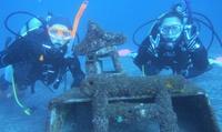 神秘的な海の世界への第一歩≪BSAC/SCUBA DIVERCカード取得コース/申請費込≫ @Blue Ocean 池袋店