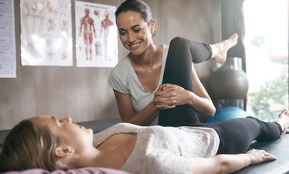 image for Physiotherapy Consultation with Two Treatments at Holistic Healthcare Clinics (80% Off)