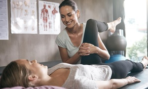 Holistic Healthcare Clinics: Physiotherapy Consultation with Two Treatments at Holistic Healthcare Clinics (80% Off)