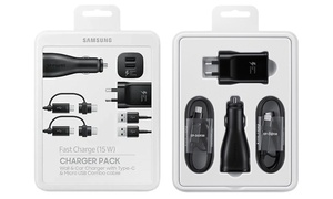 Samsung Fast Charge Charger Pack