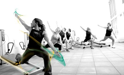 image for One or Five <strong>Pilates</strong> Reformer Class at Gravity Studio (Up to 77% Off)