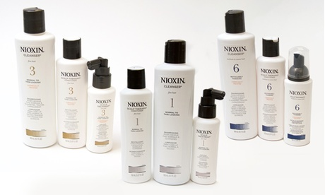 Nioxin 3-Piece Hair System Kit (Multiple Options Available)