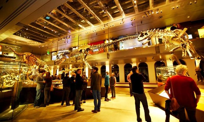 La Natural History Museum Discount