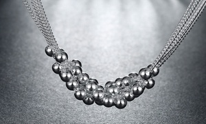 Bubble Necklace in Sterling Silver at Bubble Necklace in Sterling Silver, plus 9.0% Cash Back from Ebates.