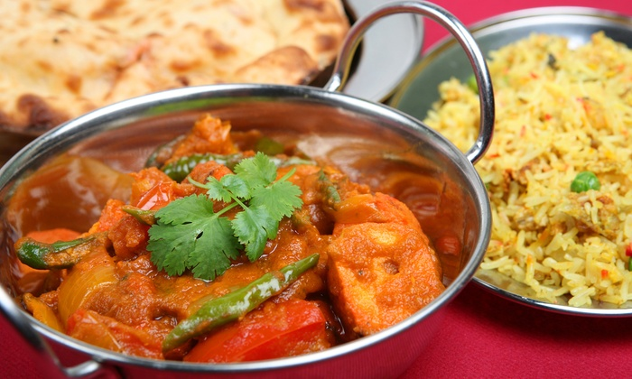 Naan -N- Curry - Downtown: $30 for $60 Worth of Indian and Pakistani Cuisine for Six or More at Naan -N- Curry