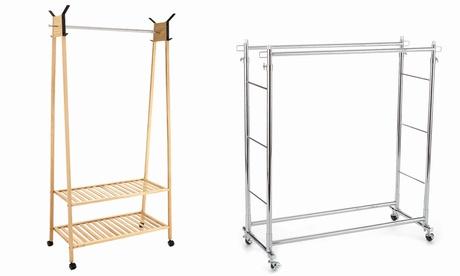 Stender appendiabiti Tomasucci disponibile in 2 modelli