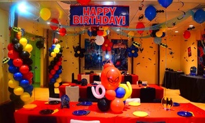 Kool Kidz: Birthday Party Package for 10, 20 or 30 Kids at Kool Kidz, World Trade Center Mall (Up to 47% Off)