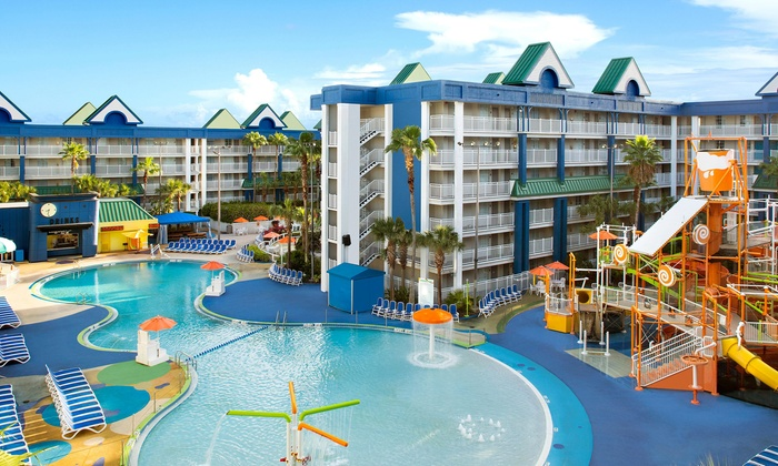 Orlando Waterpark Resort Near Theme Parks