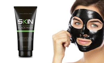 Masque anti points noir