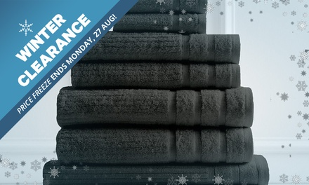 WINTER CLEARANCE: $35 for an Egyptian Cotton EightPiece Towel Set Don't Pay $129.95