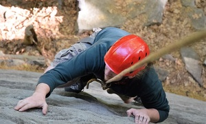 Coopers Rock Climbing Guides: $25 for $50 Worth of Outdoor Rock Climbing — Coopers Rock Climbing Guides