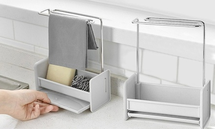 Kitchen Sponge and Cloth Organiser: One ($15) or Two ($25)