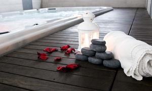 Club N15 Wellness & Spa : Percorso spa di coppia di 3 ore e massaggio da Club N15 Wellness & Spa (sconto fino a 70%)