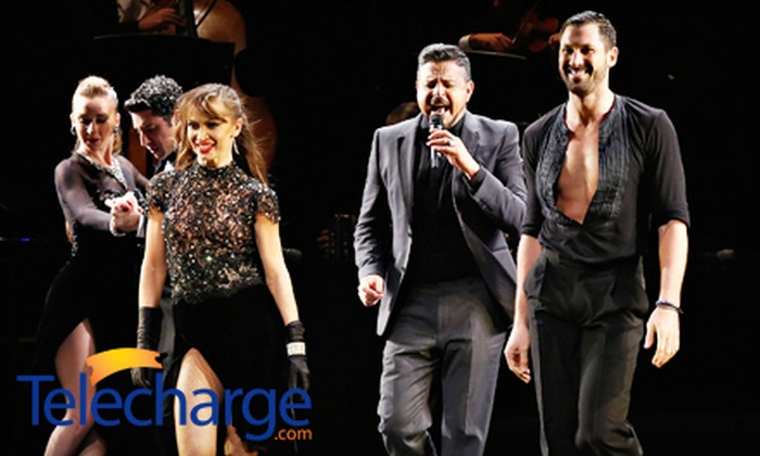 """Forever Tango on Broadway - Theater District - Times Square: """"Forever Tango"""" on Broadway at Walter Kerr Theatre on August 23–September 15 (Up to 53% Off). 28 Options Available."""
