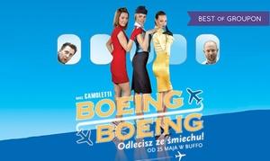 """Impresariat Adria: Bilet na nagradzaną komedię """"Boeing Boeing"""" za 80 zł w Operze Nova w Bydgoszczy"""
