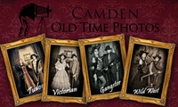 Retro Photoshoot for Up to Four at Camden Old Time Photos (Up to 67% Off)