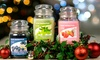 Groupon Goods Global GmbH: Jusqu'à 4 grandes bougies Yankee Candle 538 g