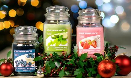 1 o 2 velas perfumadas Yankee Candle