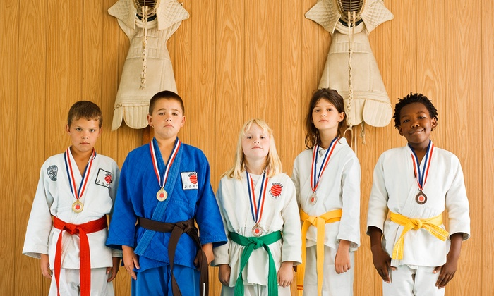 ATA Martial Arts Academy - Briarhill Estates: $29 for One Month of Unlimited Kid's Classes with Uniform at ATA Martial Arts Academy ($165 Value)