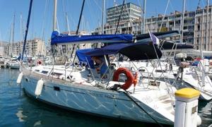 Croisières Eole: 1 journée complète en voilier pour 1 ou 2 personnes dès 69 € avec Croisieres Eole