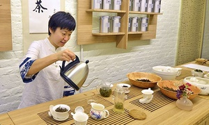 Tea Drunk: Introductory Class on Chinese Tea for One or Two at Tea Drunk (Up to 41% Off)