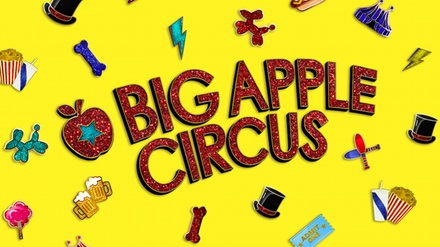 Big Apple Circus (October 12–November 3)