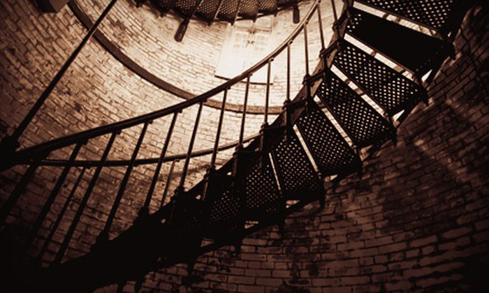 Moxley Manor - Bedford: Haunted-House Adventure for Two or VIP Admission for Four at Moxley Manor (Up to 60% Off)