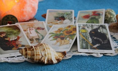 $10 for Tarot Card Class ($20 Value)