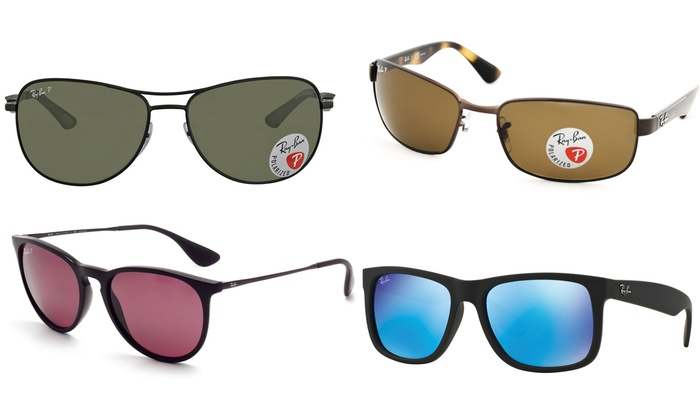 fe2e217ad898 Up To 46% Off on Ray-Ban Unisex Sunglasses | Groupon Goods