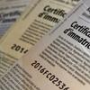 Carte grise et plaques d'immatriculation