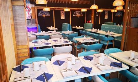 Buffet libre para dos o cuatro personas en Sabor Mi Sushi (hasta 46% de descuento)