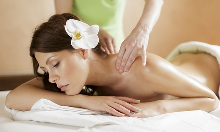 Thai Massage with Reflexology - 75 ($45) or 90-Minute Package ($55) at The Erawan Thai Massage (Up to $110 Value)