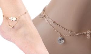 Déstockage bracelets de cheville