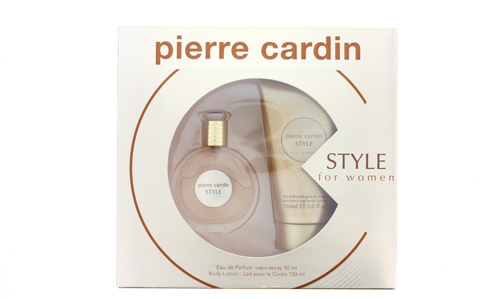 Coffrets Coffrets Cardin Pierre Cardin Pour Pierre FemmeGroupon OikPXTZu