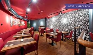 Restaurant Grissino: Menu sushi 40 o 80 pezzi con birra giapponese o vino per 2 o 4 persone al Restaurant Grissino (sconto fino a 70%)