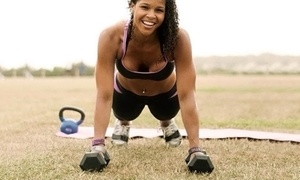 Laced Fitness: $99 for a Month of Unlimited Tabata Boot-Camp Sessions and Fitness Classes at Laced Fitness ($200 Value)