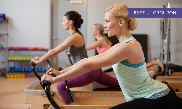 Rainbow Pilates - Suwanee: 10 or 20 Classes or One Month of Unlimited Classes at Rainbow Pilates (Up to 89% Off)