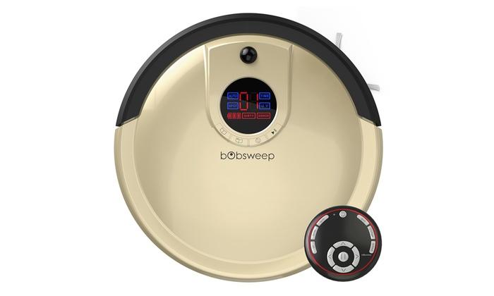 Bobsweep Standard Pethair Or Pethair Plus Robotic Vacuum