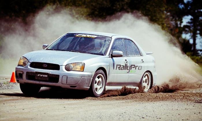 Florida International Rally & Motorsport Park - Hampton: $99 for a Ride-Along in a Rally Car at Florida International Rally & Motorsport Park ($200 Value)