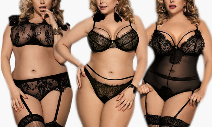 1a6afe212eb Sultry Lace Lingerie. Plus Sizes Available.