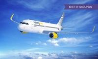 ✈Buono da 20 a 40 € a passeggero per voli di andata e ritorno con Vueling Airlines