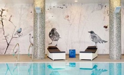 image for Deluxe Spa Day for One or Two at Serenity, Radisson Blu East Midlands Airport Hotel (60% Off)
