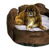 Baseball Glove Shaped Pet Bed and Cushion