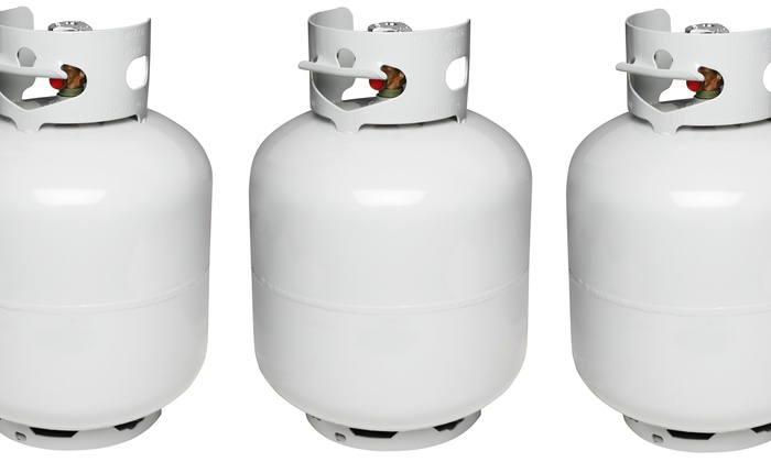 Carolina Ace Hardware - Hendersonville: One or Two 20-Pound Propane-Tank Refills at Ace Hardware (Up to 38% Off)