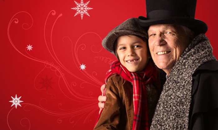 "Pittsburgh CLO's ""A Musical Christmas Carol"" - Byham Theater: ""A Musical Christmas Carol"" at Byham Theater on December 6, 7, or 8 (Up to 41% Off)"